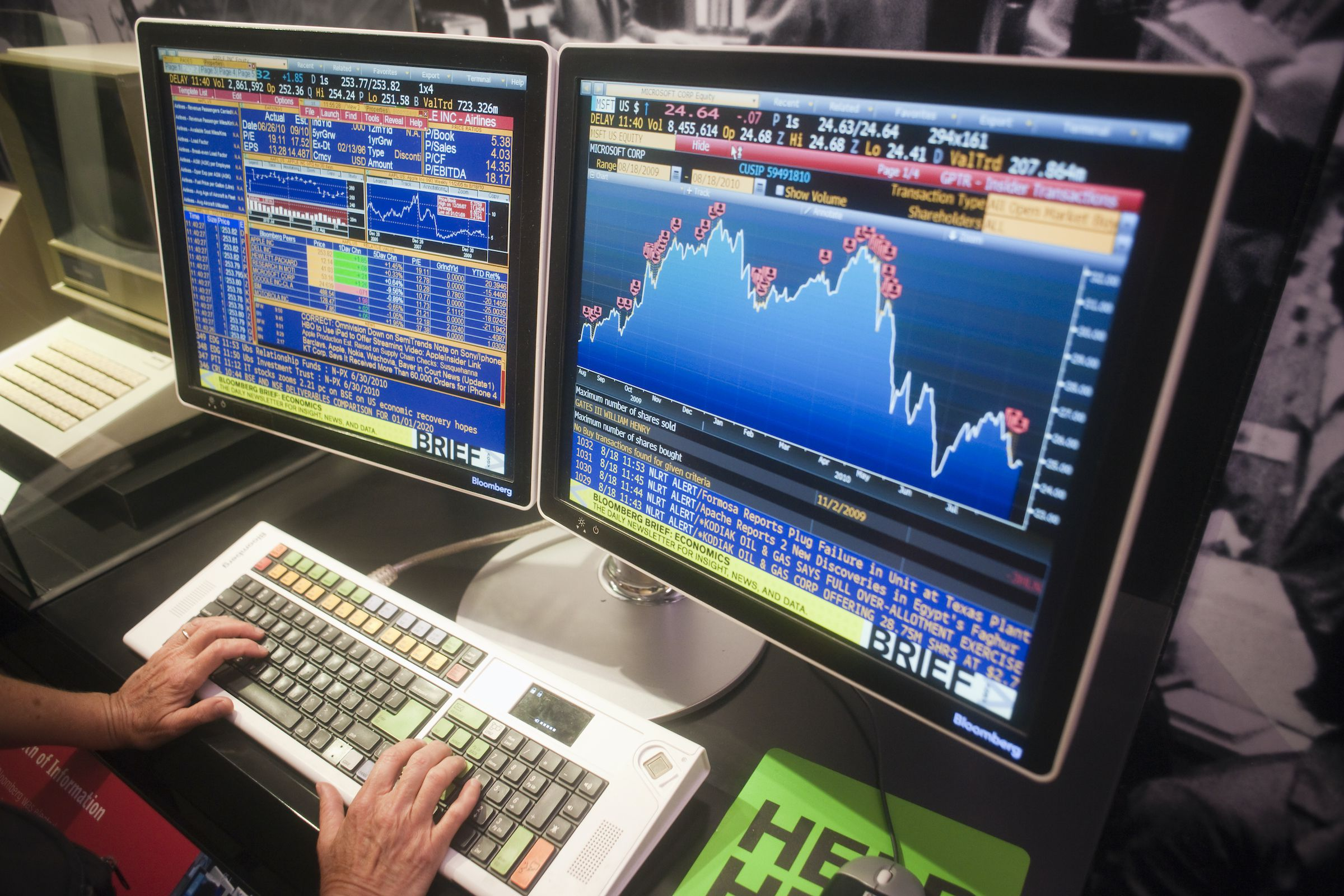 Bloomberg Terminals 2